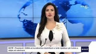 RTK3 Lajmet e orës 08:00 18.09.2020