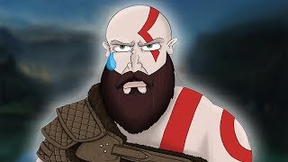 God of War is hard