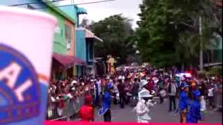 preview picture of video 'Alibaba Los Vengadores De Cristo Rey Carnaval de Villa Consuelo'