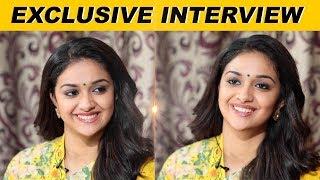 Gambar cover Ego Clash With Samantha? Keerthy Suresh Shares Real Incidents & Experiences! | Nadigaiyar Thilagam