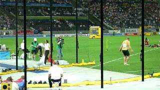 Robert Harting WCH Berlin 2009 - Final first throw 68,25m