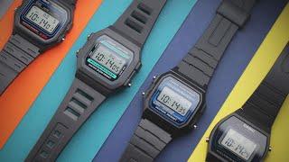 Which Cheap Digital Watch Is Best? - Casio F91 Alternative Roundup (5 Compared)