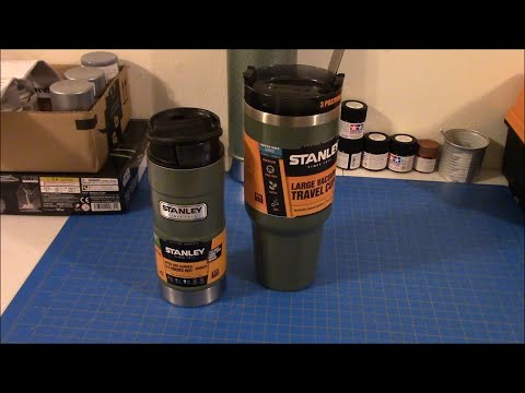 Stanley vacuum cups