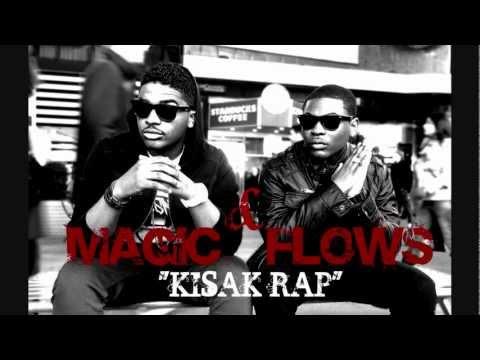 """Kisak Rap"" Magic & Flows (A.P.A.C.H)"