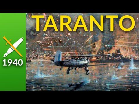The Battle of Taranto: When Biplanes Crippled a Fleet