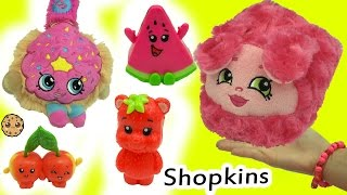 Giant Stompeez Shopkins Slippers, Chef Club Pack , Barbie Fruit Dolls At Small Mart