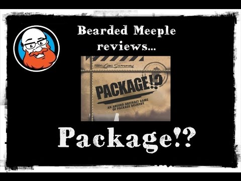 Bearded Meeple reviews : Package!?