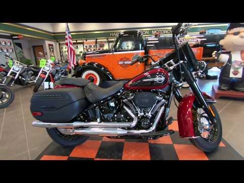 2020 Harley-Davidson Heritage Softail 114 FLHCS