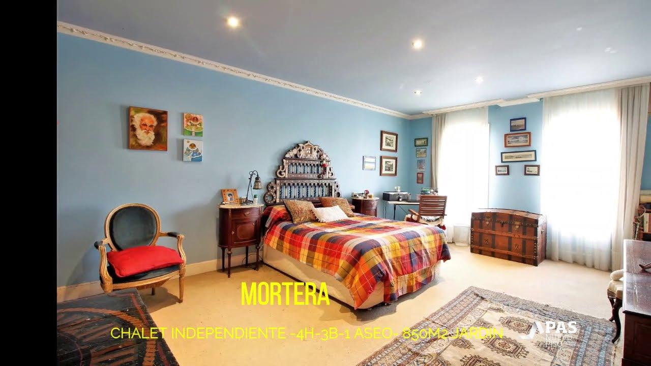 Chalet individual en Mortera, sobre parcela de más de 700 m2