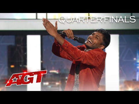 Usama Siddiquee Will Make You Laugh With His Hilarious Comedy – America's Got Talent 2020