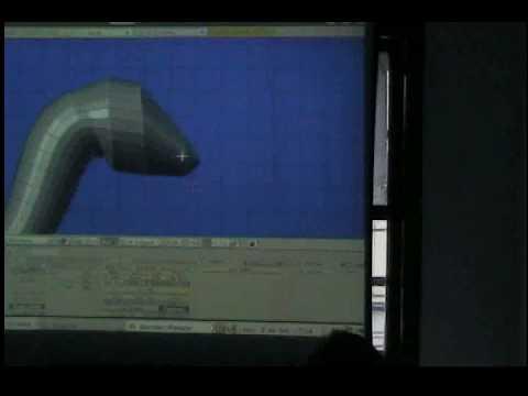 Curso Blender 3D Fundación Casa del Bosque.