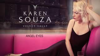 Angel Eyes - Ella Fitzgerald´s song - Karen Souza - Velvet Vault - Her New Album