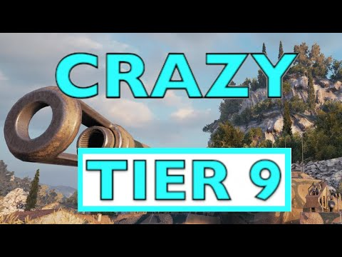 WOT - Crazy Games Tier 9 | World of Tanks