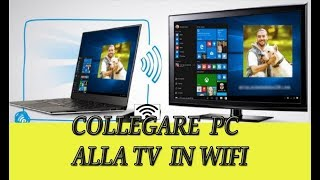 how to connect laptop to samsung smart tv wireless windows