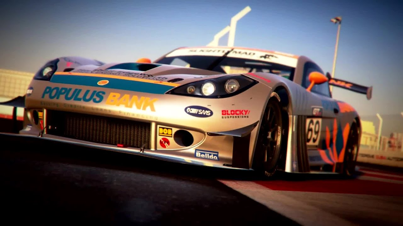 Project CARS – Start your engines Trailer (PS4 / Xbox One) – 60 fps #VideoJuegos #Consolas