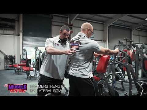 Exercise Tutorial - Hammer Strength Iso Row (Seated/Standing)