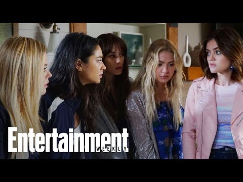 'Pretty Little Liars' Cast Reveals Series Finale Line That Made Them All Cry | Entertainment Weekly
