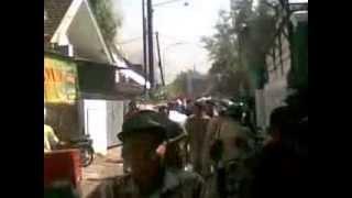 preview picture of video 'Pasar Kliwon Kudus Kebakaran'