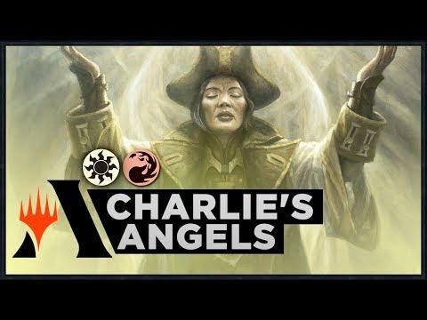 Charlie's Angels | Coreset 2020 Standard Deck (MTG Arena