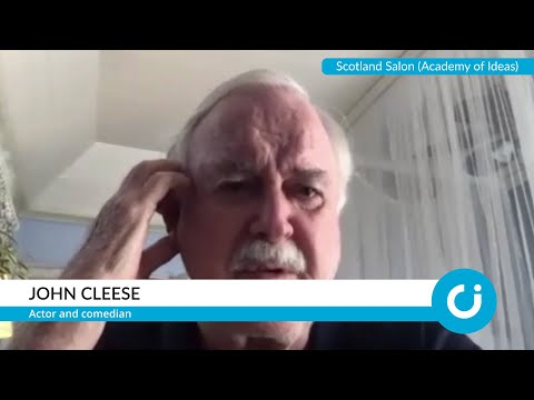 "John Cleese: Scots hate crime Bill ""disastrous to the creative process"""