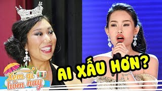 Top 10 Hoa hậu XẤU ĐAU XẤU ĐỚN thế giới - Lê Âu Ngân Anh của Việt Nam đứng thứ???