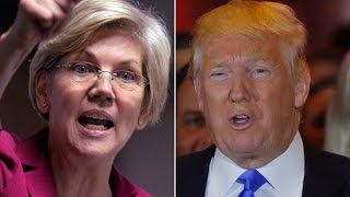 Elizabeth Warren Paving Way To Impeach Trump