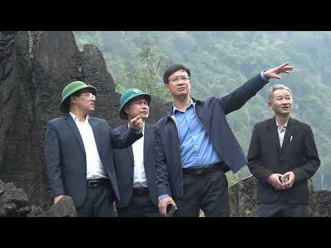 Si Ma Cai khảo sát tuyến du lịch 2 xã Cán Cấu và Lùng Thẩn