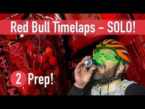 Red Bull Timelaps Solo - How's the preparation gone?