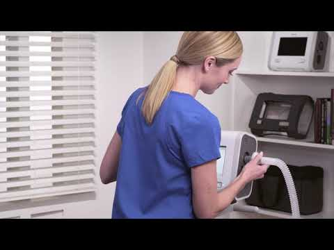 Trilogy EVO Portable Hospital To Home Ventilator