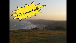 FPV wing paradise - raw uncut!