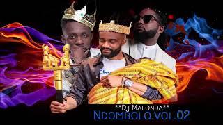 Ndombolo.vol.02 by Dj Malonda ft Fally ipupaferre golakoffi olomide and more…