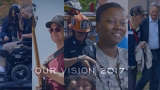 2017: Gary Sinise Foundation