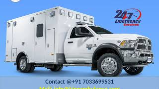 Very Popular King Road Ambulance Service in Patna and Gaya