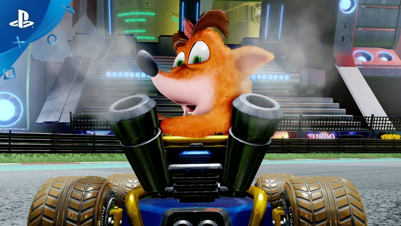 Crash Team Racing Nitro-Fueled Races to PS4 June 21