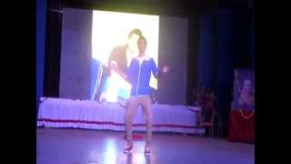 Solo dance by Harsha Urs in Chunchana 2K14