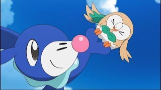 Rowlet  - (Pokémon) - Adventures with Rowlet and Popplio!