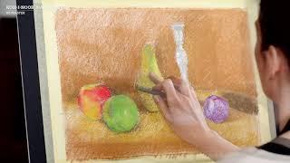 """Пастель мягкая художественная KOH-I-NOOR """"Toison D'or"""", 36 цвета, круглое сечение, 8515036005KS"""