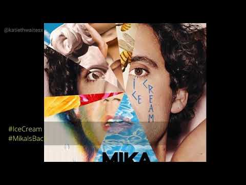 MIKA- Ice Cream Lyrics. New Single 2019!