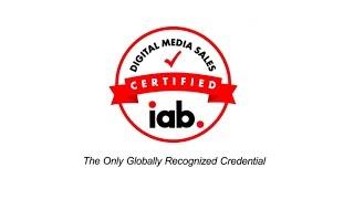 IAB Digital Media Sales Certification