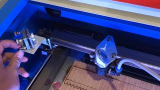 tips on FOCUSING laser for BETTER cutting (K 40 laser cutter) k40