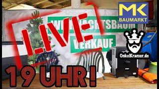 ✅ MK BAUMARKT LIVE GRILLPARTY 3000