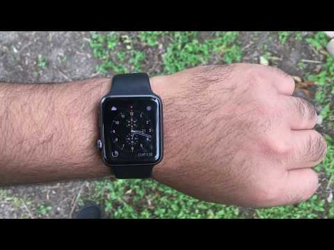 Using the 1st Gen Apple Watch in 2018