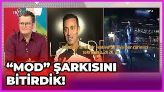 Mustafa Sandal Ve Zeynep Bastık Şarkı Yaptı   GEL KONUŞALIM
