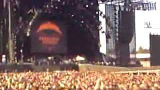 The Answer Demons Eyes live at Hockenheim Ring 2009 (AC/DC Support)