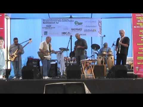 Hummingbirdz Hoodoo Man Wine Fest 2009