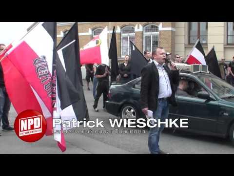 17.Juni 2012: Demonstration für die Freiheit in Gera