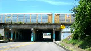 Trainwatching - Music by Fashawn: Out The Trunk from The Ecology