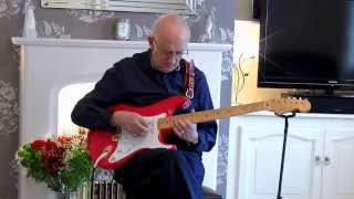The end of the world - Skeeter Davis - Instrumental cover by Dave Monk