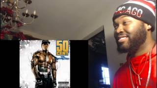 50 Cent - Im Supposed to Die Tonight Lyrics - REACTION