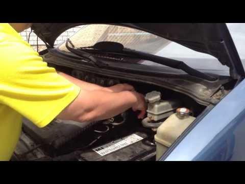 Найти номер двигателя Hyundai H-1 2.5 CRDi 103 kW 2007 года
